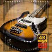 Guitar Music Love HD 4K