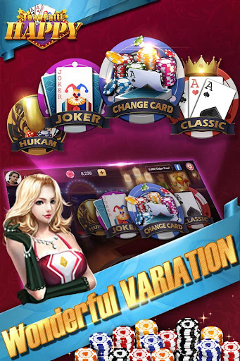 Teen Patti Happy 1.1.0.1 screenshots 1