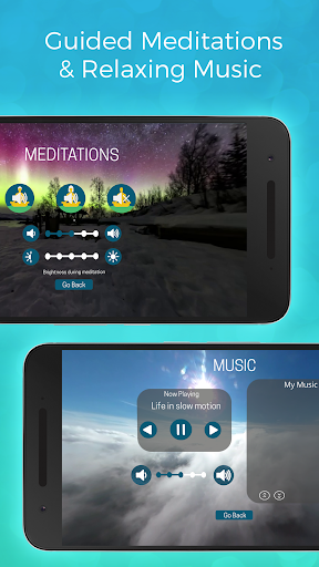 Relax VR: Rest & Meditation Appar för Android screenshot