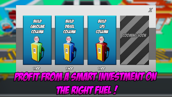 Download Idle Gas Station For PC Windows and Mac apk screenshot 4