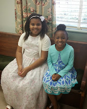 Photo: Kaleya and Ameerah