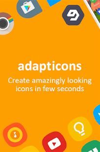 Adapticons Screenshot