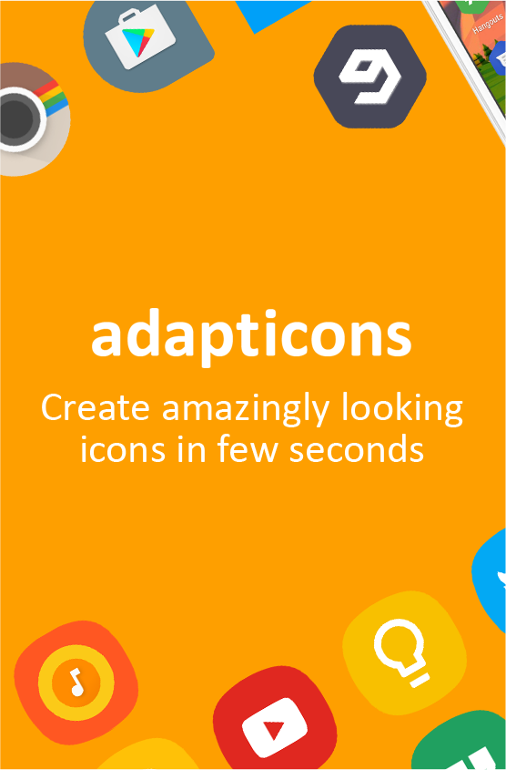 Adapticons- screenshot