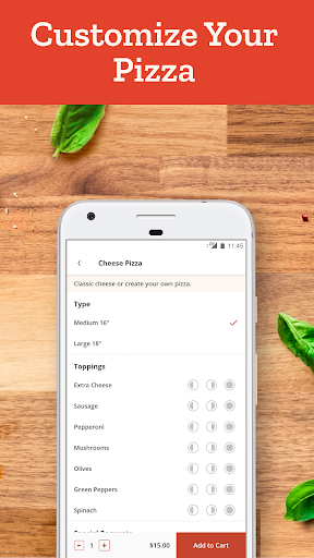 Slice: Order Local Pizza, Delivery & Pickup Deals  screenshots 4