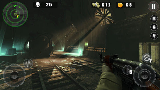 Zombie Hitman-Survive from the death plague 3