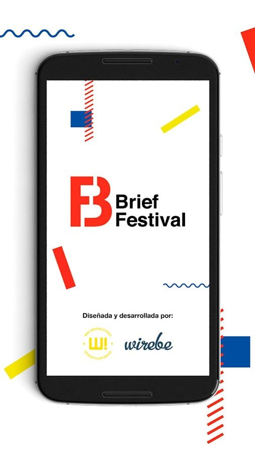 Brief Festival: captura de pantalla