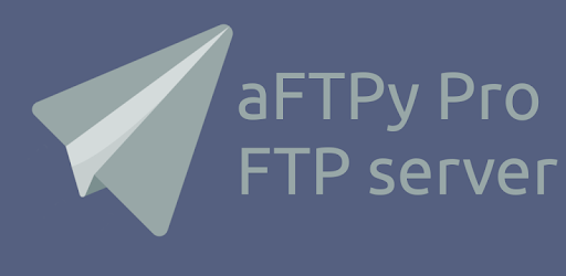 aFTPy - FTP server PRO 2 0 (Android) - Download APK
