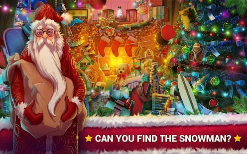 Hidden Objects Christmas Gifts – Winter Games - náhled