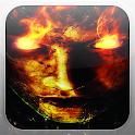 Fire Demon Live Wallpaper icon