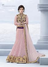 Photo: CODE: 6717 3 PCS Designer Lehenga Saree . Price : USD 161