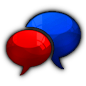 GO SMS Royal Crimson Cobalt Android APK Download Free By Dustinb