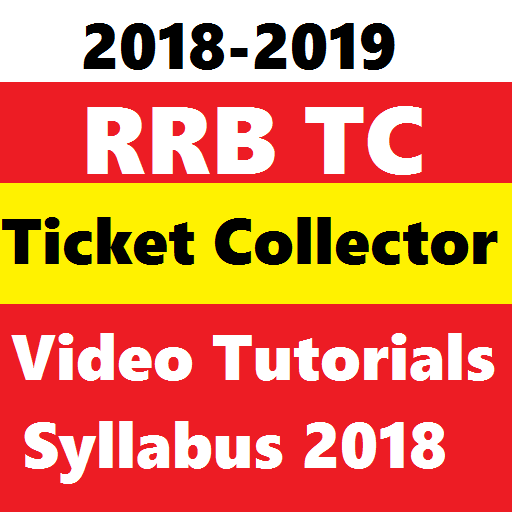 RRB TC Exam- Railway Ticket Collector Exam 2018-19 - Apps on Google Play