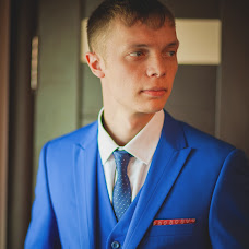 Wedding photographer Dmitriy Eremin (TimohaODS). Photo of 20.10.2015