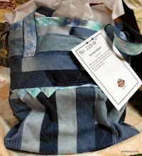"Photo: #119-W, Dorothy Koblun, ""Jeans Bag"""