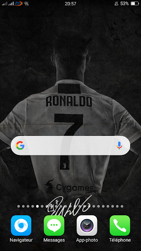 Ronaldo Cr7 wallpapers Apk 2