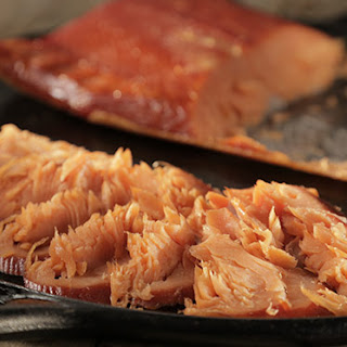 Whiskey-Cured Cold Smoked Salmon Recipe
