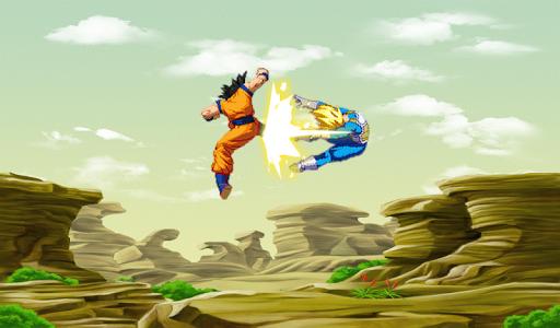 Goku Saiyan Battle Fight Z for PC