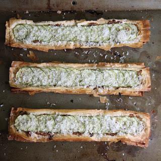 Zucchini Phyllo Tart Recipes