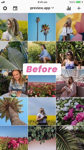 Preview - Plan your Instagram 2.42.4 screenshots 1