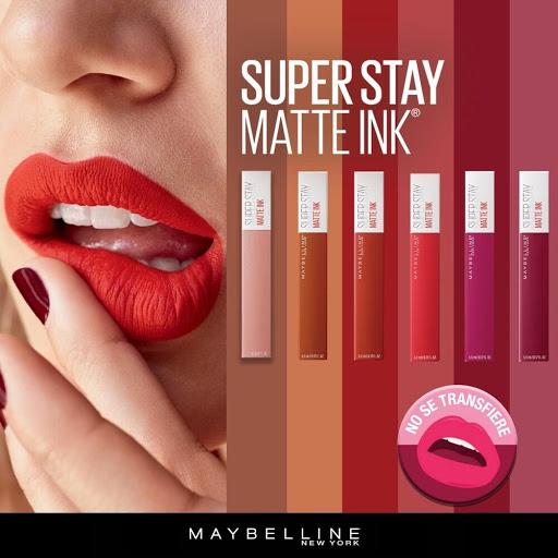 Labial Superstay Matte Ink Inspirer