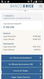 Banco BICE - náhled