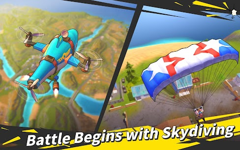 Battlefield Royale MOD APK [Unlimited Ammo + No Reload] 6
