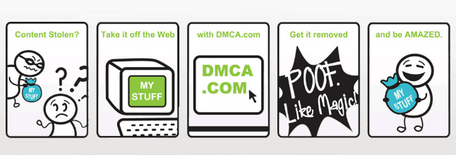 dmca protection la gi