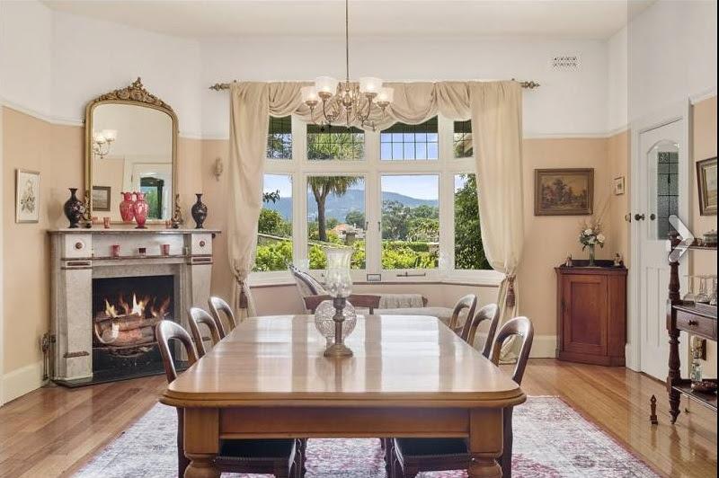 Dining room at Sentosa, 650 Sandy Bay Rd, Sandy Bay TAS