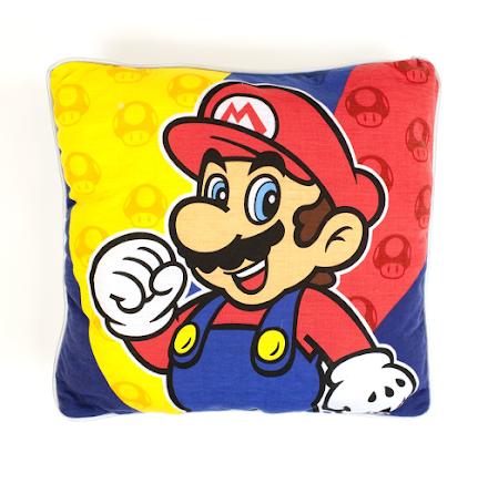Nintendo - Race - Kudde