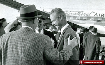 Photo: An unidentified airport scene.