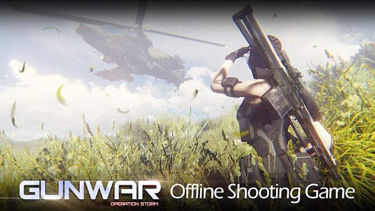 Gun War: Shooting Games App Latest Version  Download For Android 5