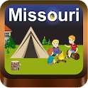 Missouri Campgrounds icon