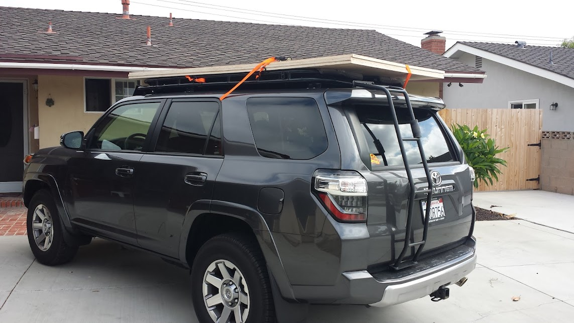 Fs 5th Gen Full Length Roof Racks By Drabbits Page 60