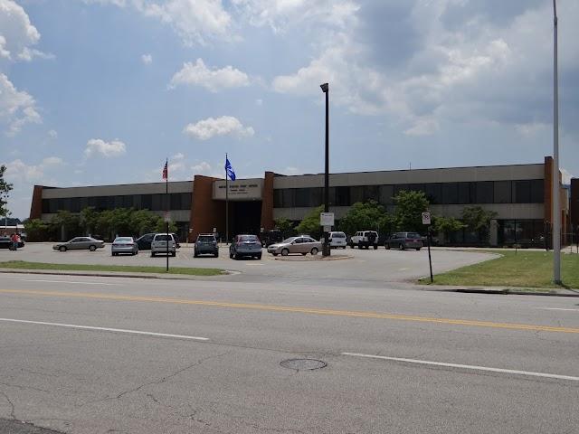Roanoke, VA post office