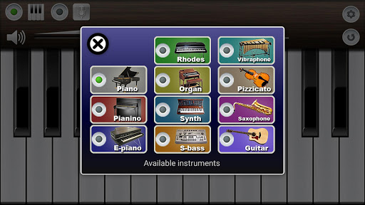 My Piano 3.7 screenshots 4