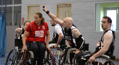 Photo: Photo taken during match between CELTS 1 and Plymouth Storm at Marjons on 12 April 2015