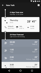 Weather Timeline – Forecast v10.3 APK 4