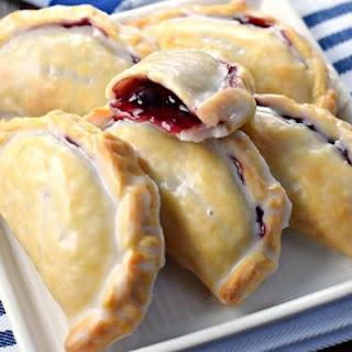Blueberry Lemon Hand Pies.