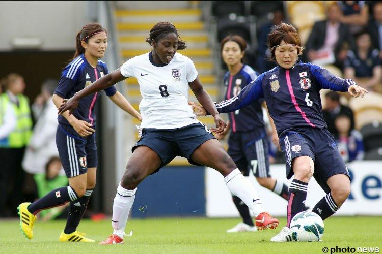 Olympische vlam gaat rond in Japan, vrouwenploeg mocht als eerste honneurs waarnemen als eerbetoon aan kernramp