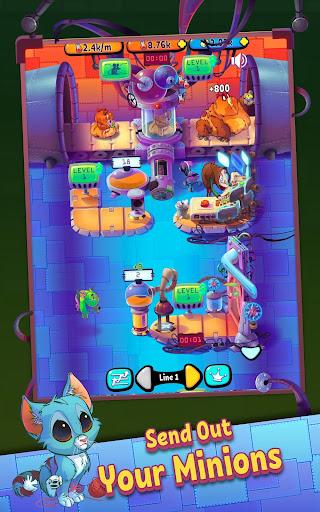Idle Monster Factory apkdebit screenshots 9