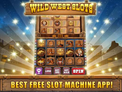 Wild West Slots Bonanza