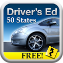 Drivers Ed - DMV Permit Test icon