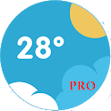 Weather Radar 2020 (Pro) icon