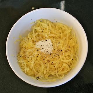 Surprisingly Simple Roasted Spaghetti Squash