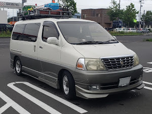 グランドハイエース VCH16W 13年車のカスタム事例画像 ランシグYUさんの2019年08月16日15:29の投稿