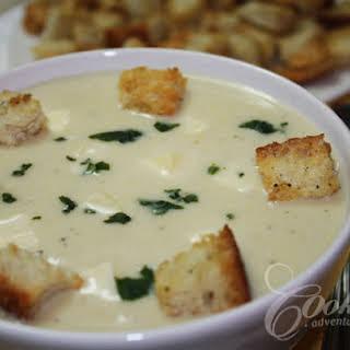 Celery Potato Cauliflower Soup Recipes.
