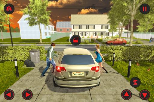 Virtual Girlfriend: Real Life love Story Sim apktram screenshots 6