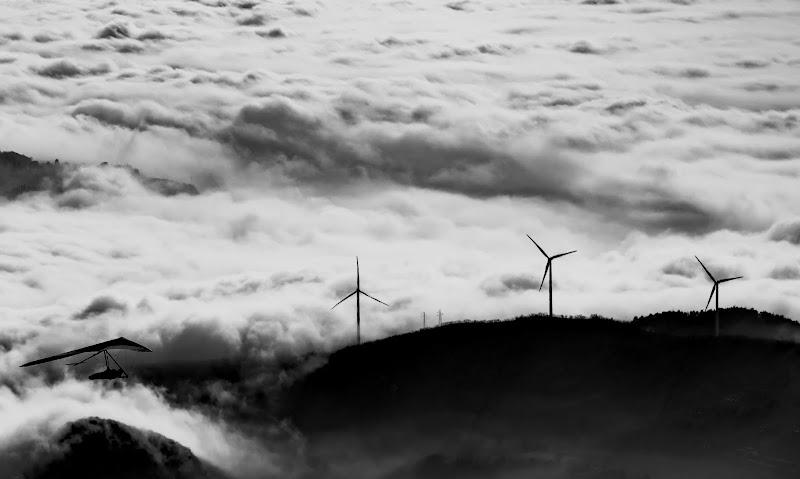 Il vento non solo per volare . di PaoloBazzoli
