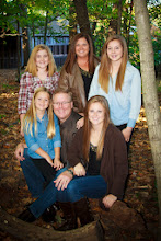 Photo: Mike and Melissa Jenkins '96 Egenes and daughters.