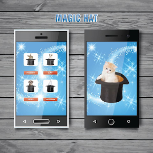 Magic Trick App Hat Rubbit - náhled